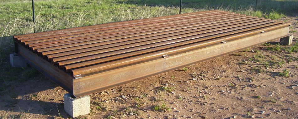High Quality Custom Cattle Guards By Boss Hawg